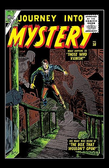Journey Into Mystery #38