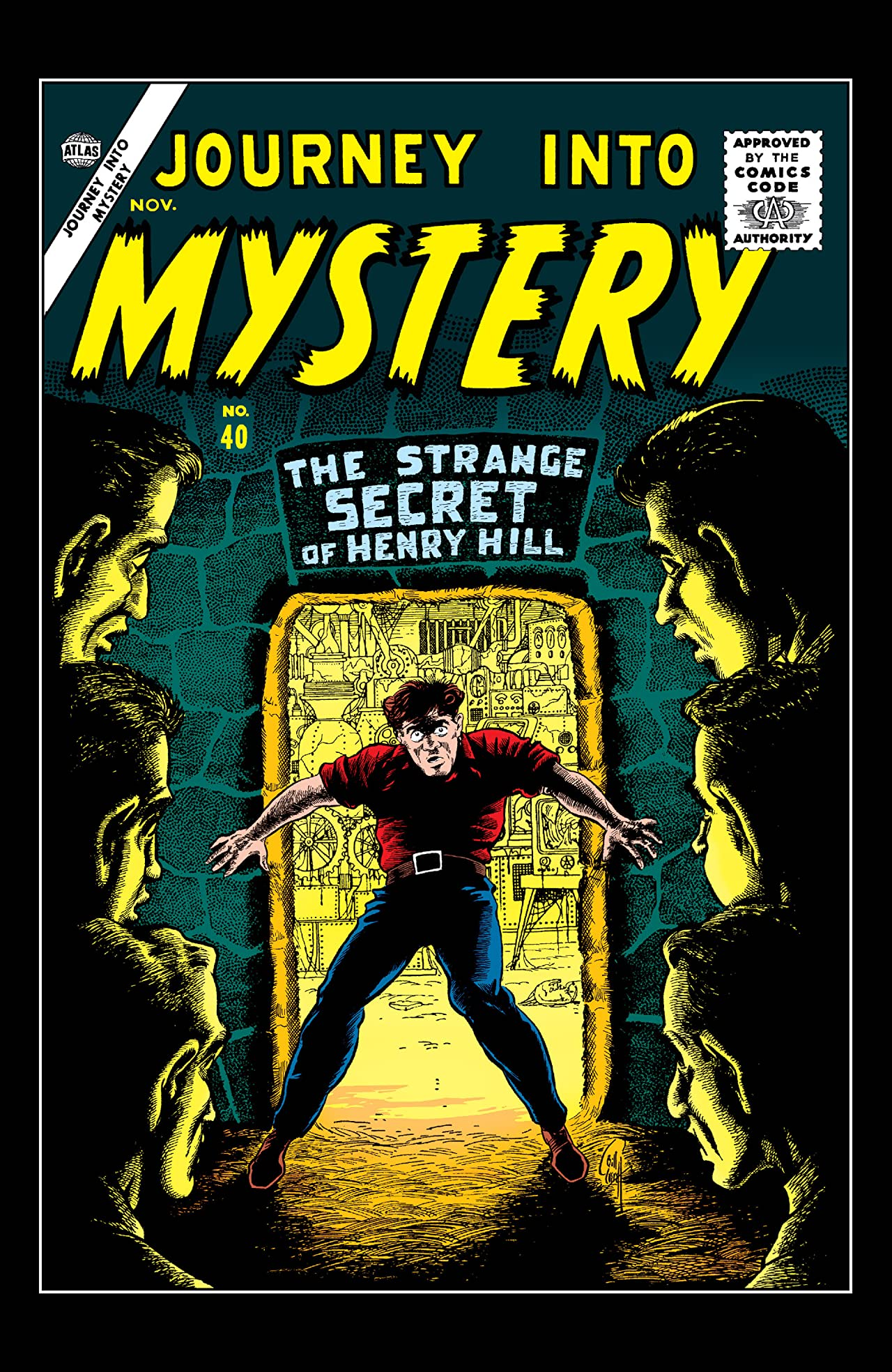 Journey Into Mystery #40
