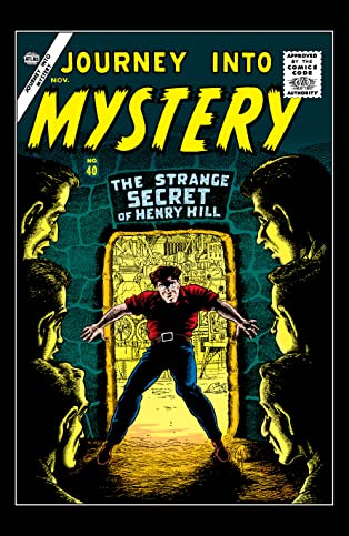 Journey Into Mystery (1952-1966) #40