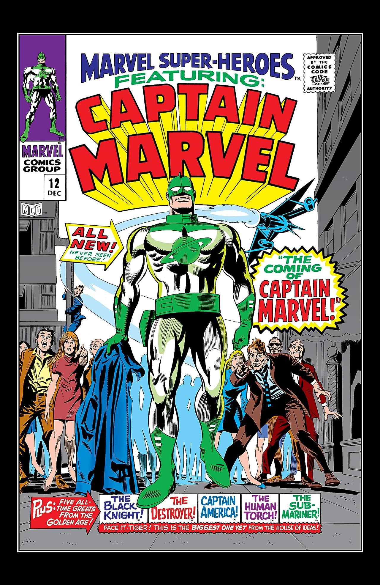 Marvel Super Heroes (1967-1982) #12