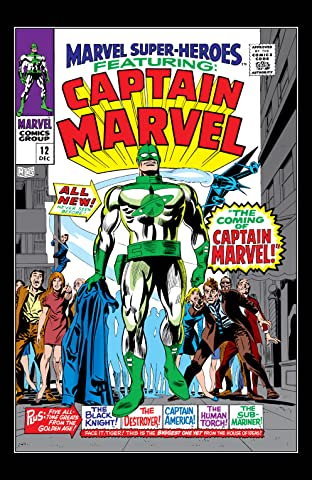 Marvel Super Heroes (1967-1982) #12
