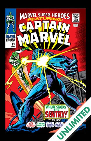 Marvel Super Heroes (1967-1982) #13
