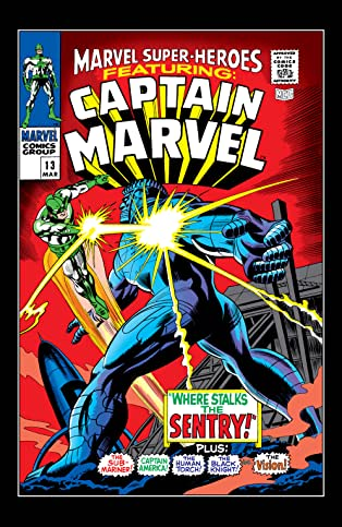 Marvel Super Heroes (1967-1982) #13