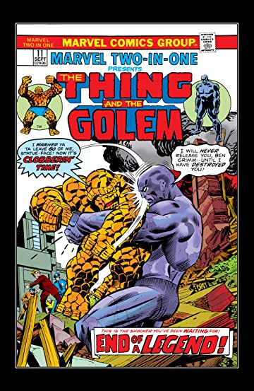 Marvel Two-In-One (1974-1983) #11