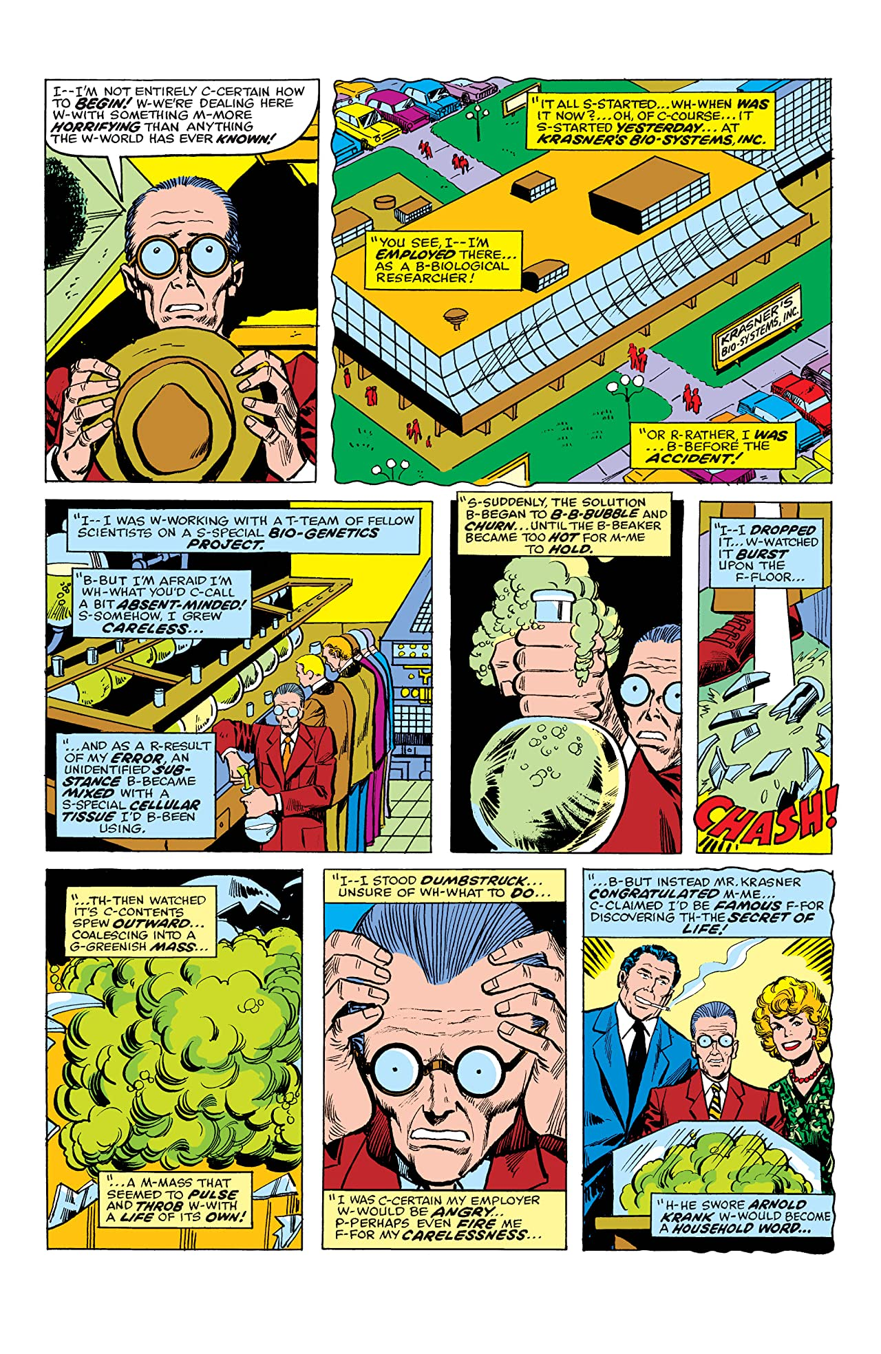 Marvel Two-In-One (1974-1983) #13