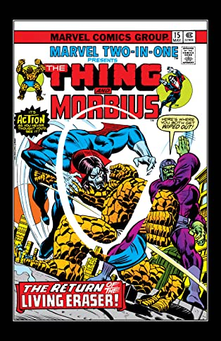 Marvel Two-In-One (1974-1983) #15