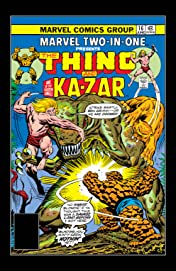 Marvel Two-In-One (1974-1983) #16