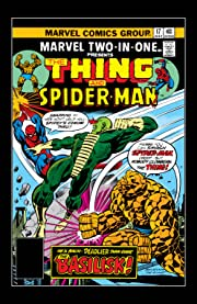Marvel Two-In-One (1974-1983) #17