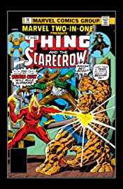Marvel Two-In-One (1974-1983) #18