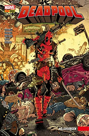 Deadpool Vol. 2: Killersorgen