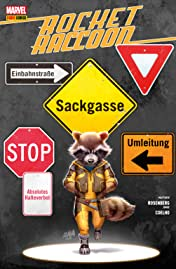 Rocket Raccoon: Sackgasse Erde