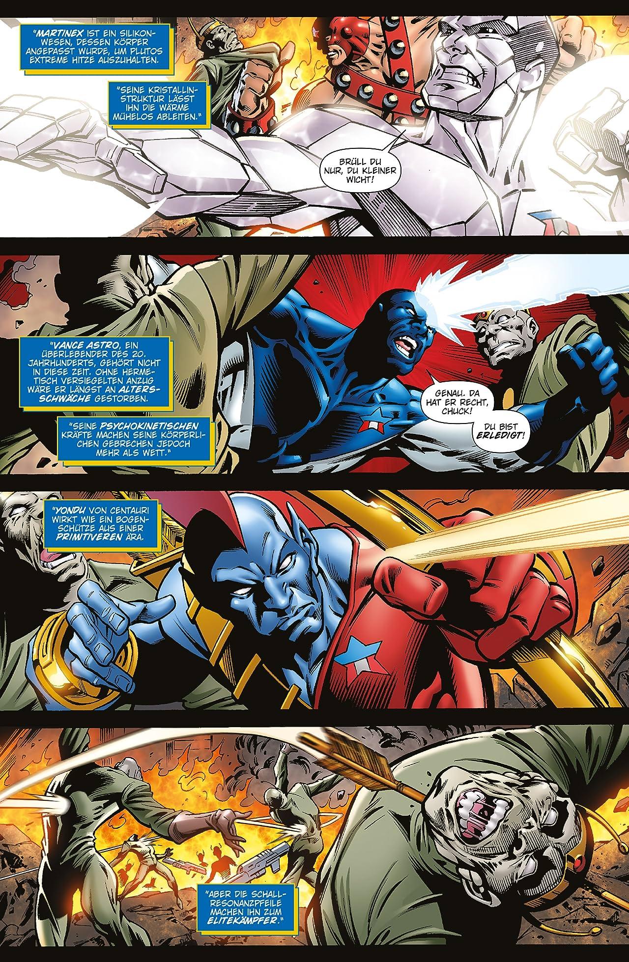 Guardians of the Galaxy: Krieger des Alls Vol. 2