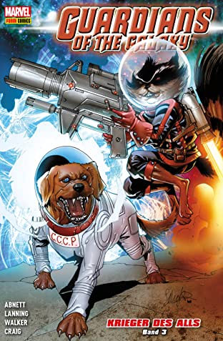 Guardians of the Galaxy: Krieger des Alls Vol. 3