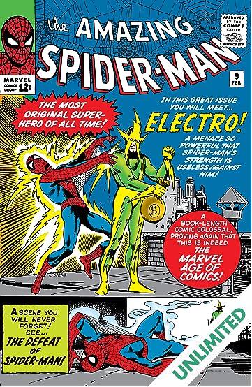 Amazing Spider-Man (1963-1998) #9