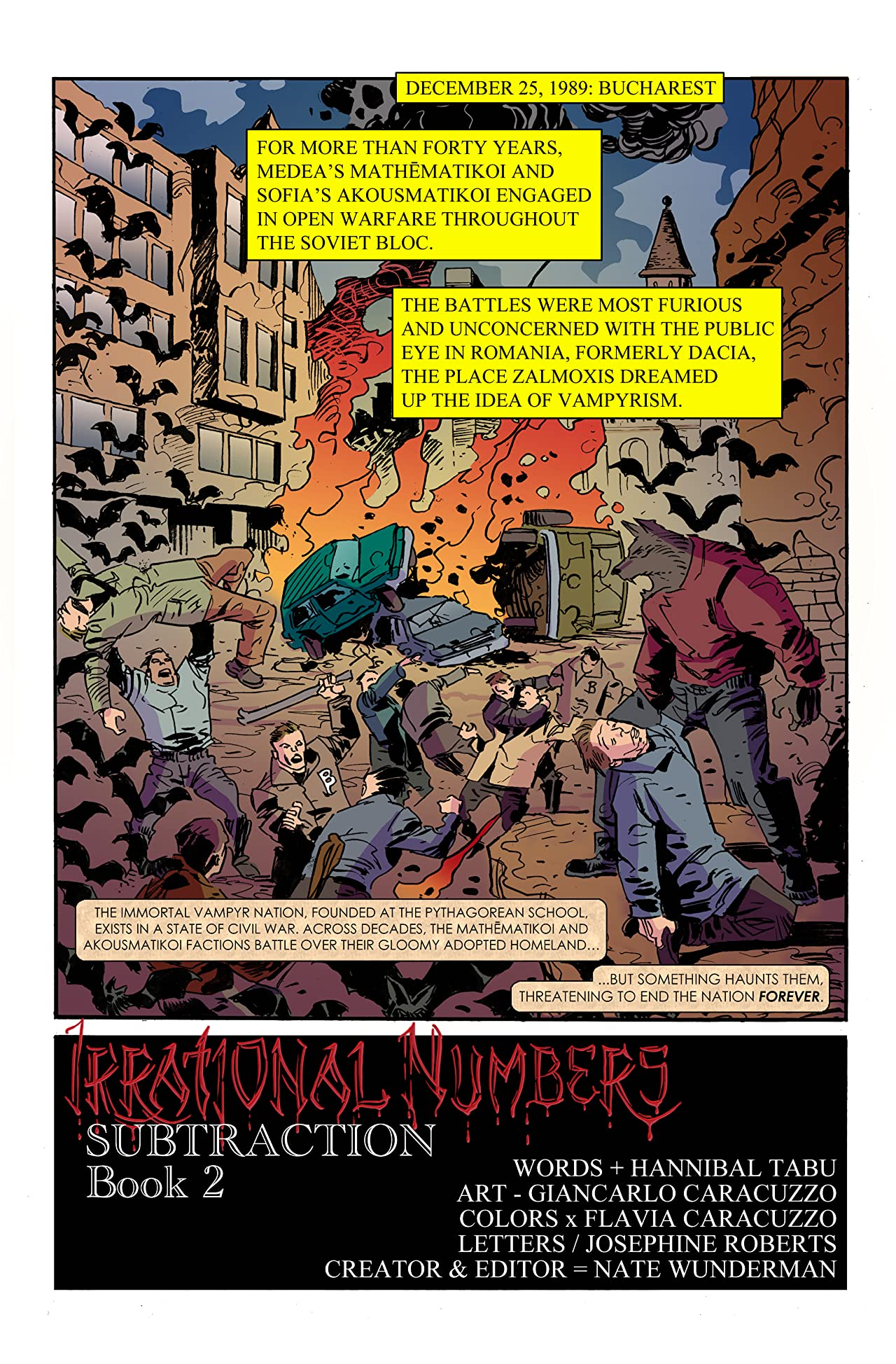 Irrational Numbers #2