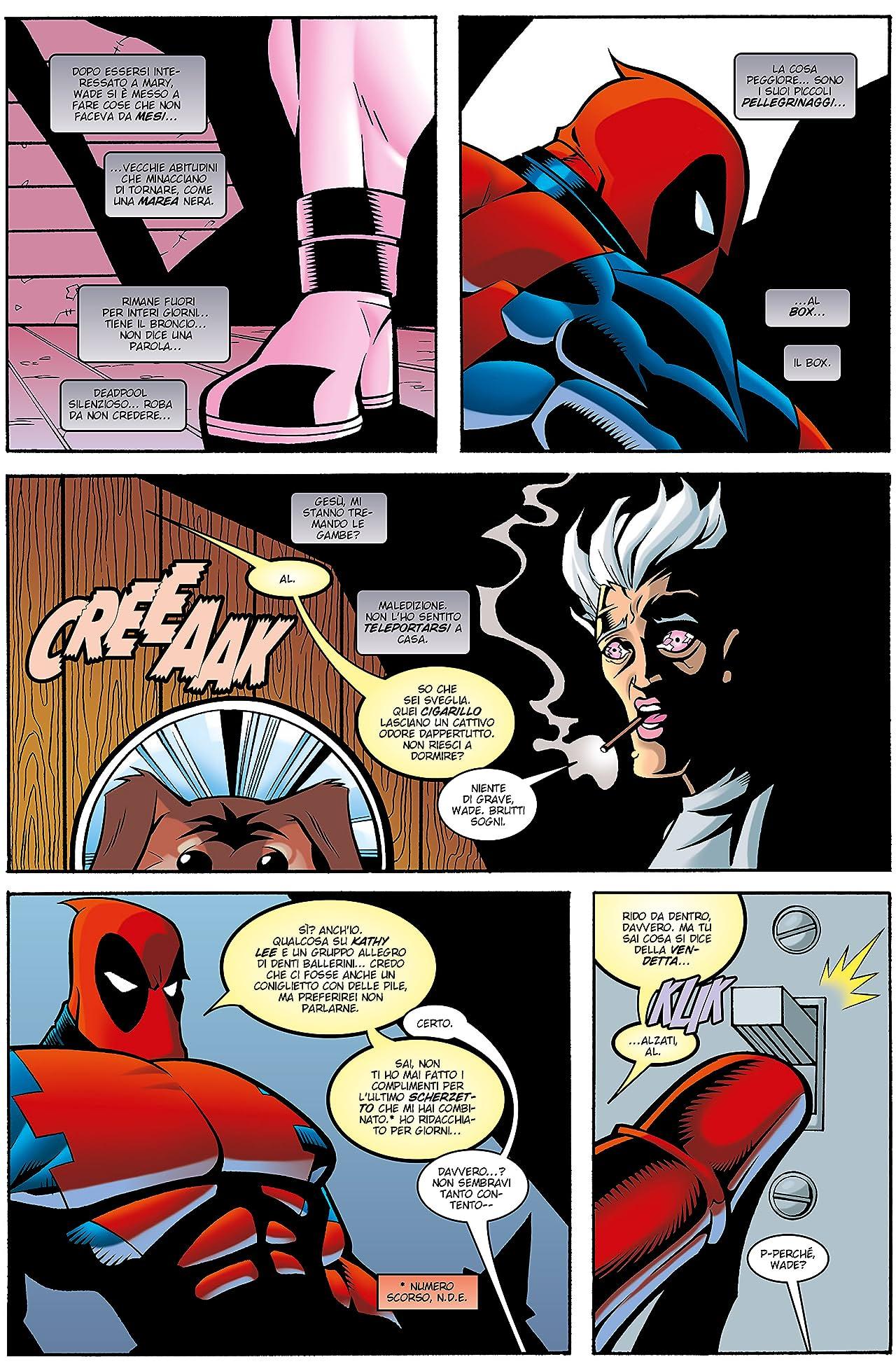 Deadpool Classic Vol. 4: Da Grandi Poteri Derivano Grandi Coincidenze