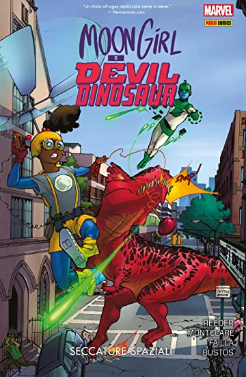 Moon Girl & Devil Dinosaur Vol. 2: Seccature Spaziali