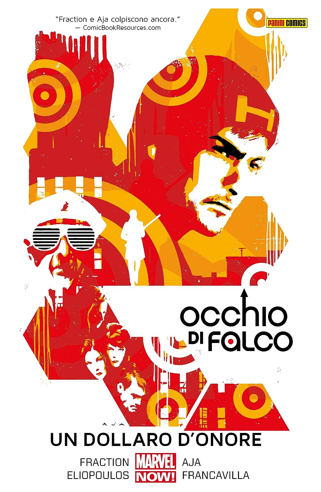 Occhio Di Falco Vol. 4: Un Dollaro D'Onore