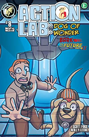 Action Lab: Dog of Wonder No.8