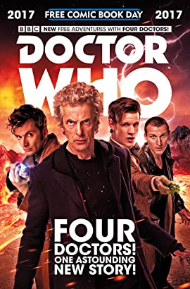 Doctor Who: Free Comic Book Day 2017