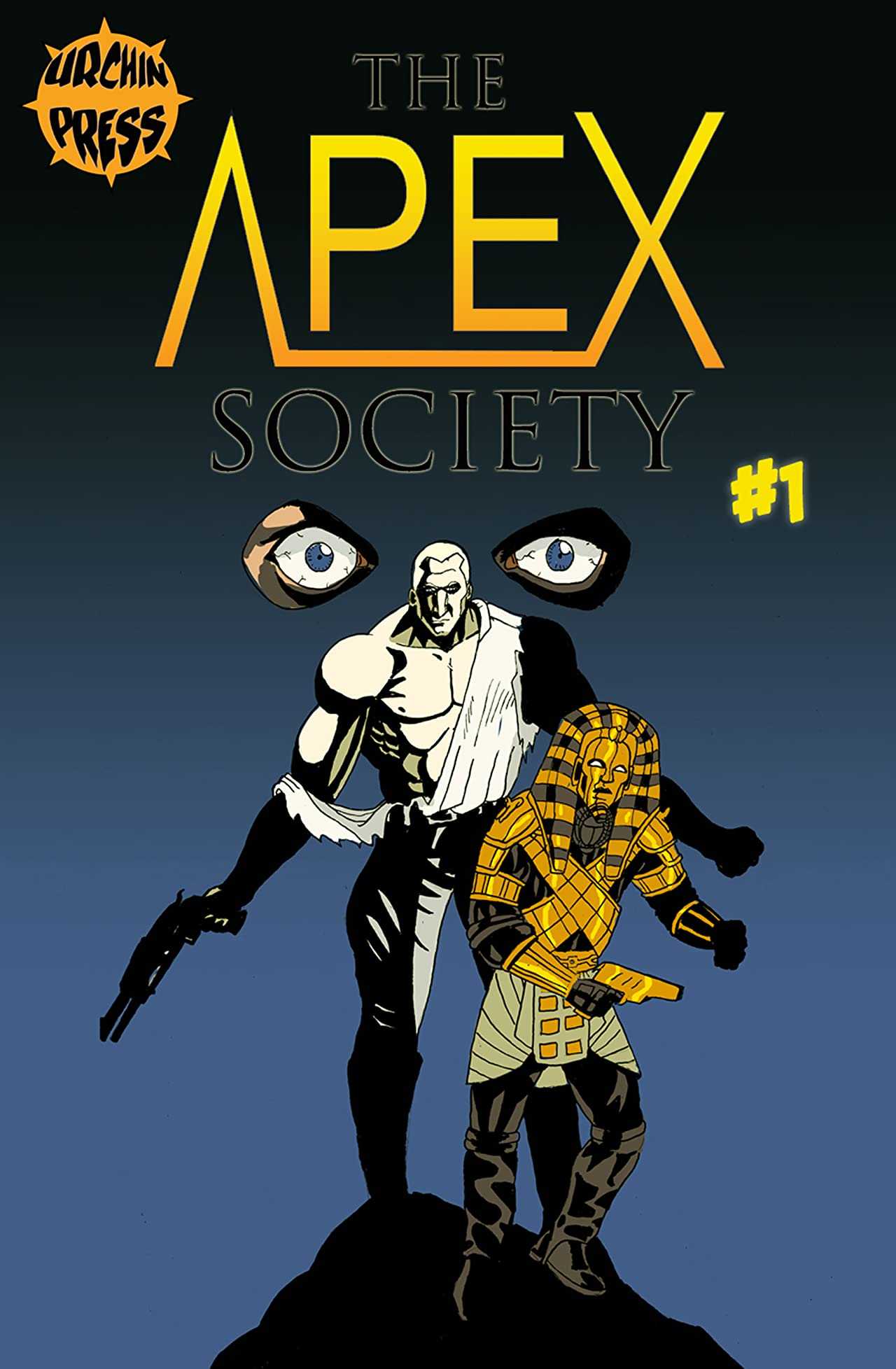 The Apex Society #1