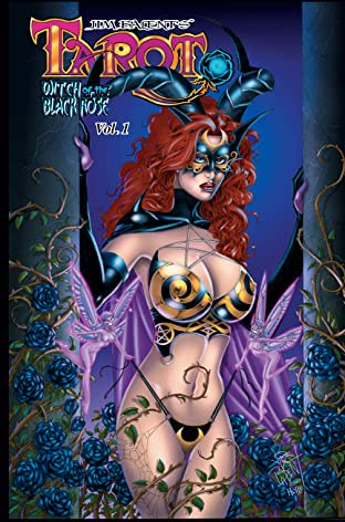 Tarot, Witch of the Black Rose Tome 1