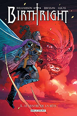 Birthright Tome 5: Le Ventre de la bête