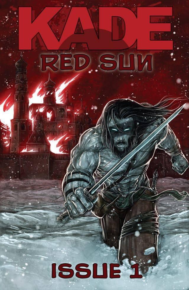 Kade: Red Sun #1 (of 4)