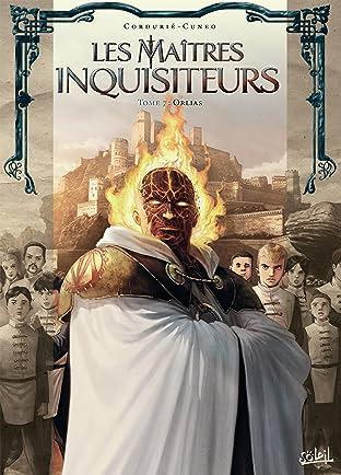 Les Maîtres inquisiteurs Vol. 7: Orlias