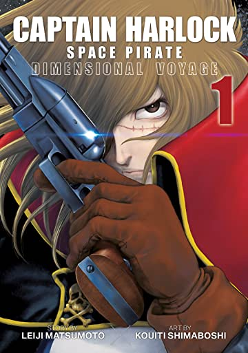 Captain Harlock Space Pirate: Dimensional Voyage Vol. 1