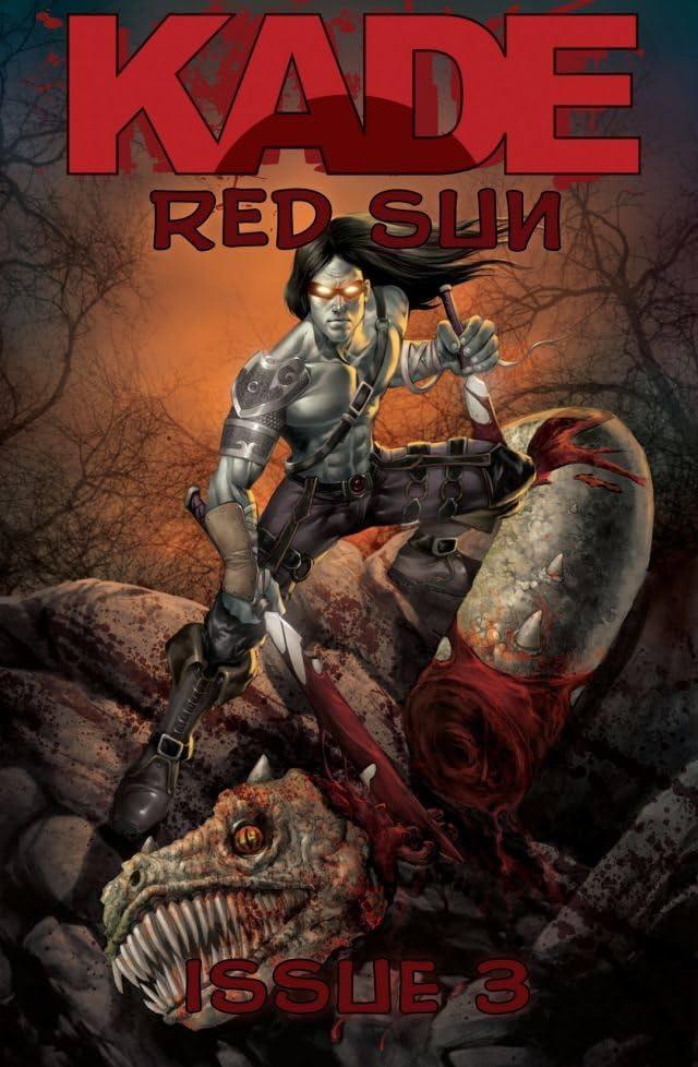 Kade: Red Sun #3 (of 4)