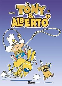 Tony et Alberto Vol. 3: Albertonynocanichou