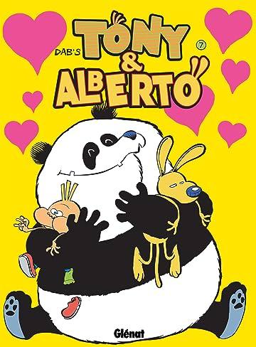 Tony et Alberto Vol. 7: Pigeon, vole