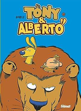Tony et Alberto Vol. 9: Africanin