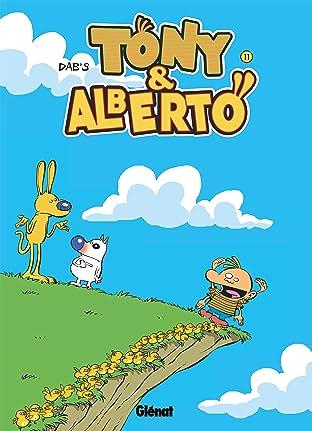 Tony et Alberto Vol. 11: Q.I. cuit !