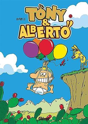 Tony et Alberto Vol. 12: Panik dermik