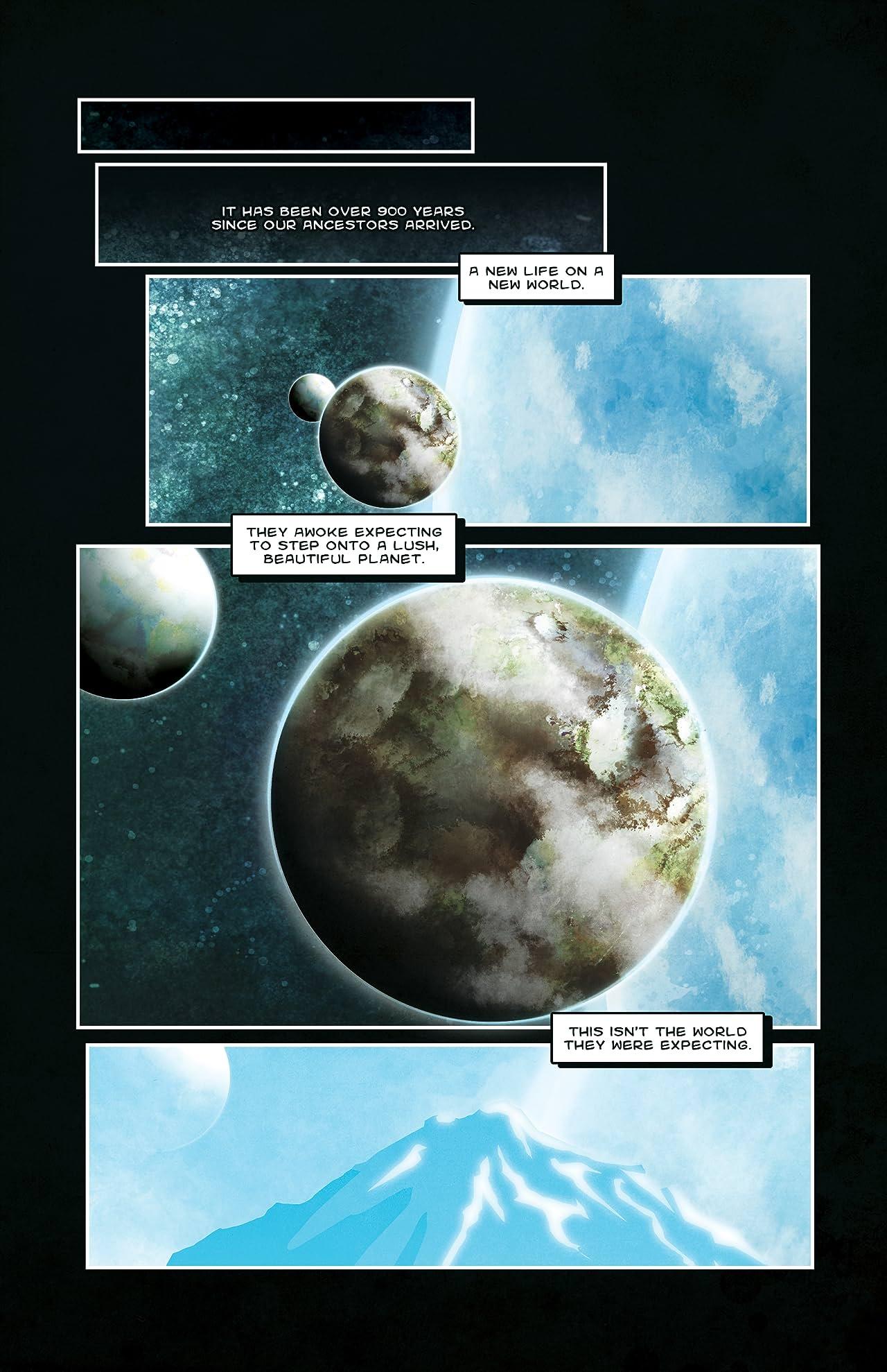 The Sprawl Vol. 1: Imputation