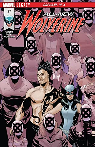 All-New Wolverine (2015-2018) #27