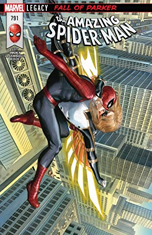 Amazing Spider-Man (2015-) No.791