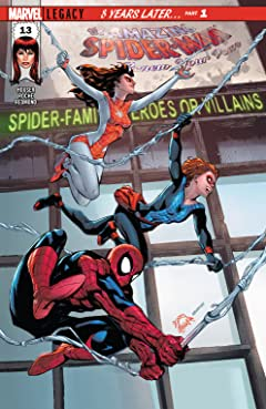 Amazing Spider-Man: Renew Your Vows (2016-2018) #13