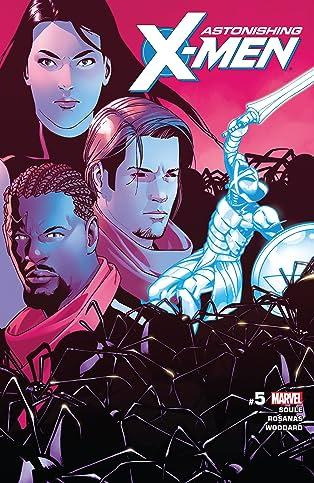 Astonishing X-Men (2017-) #5
