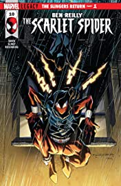Ben Reilly: Scarlet Spider (2017-) #10
