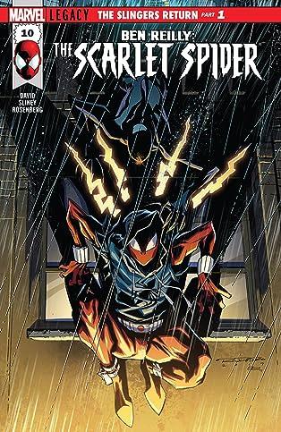 Ben Reilly: Scarlet Spider (2017-2018) #10