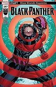 Black Panther (2016-2018) #167