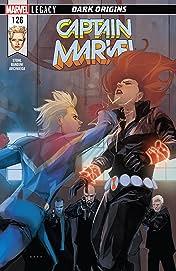 Captain Marvel (2017-2018) #126