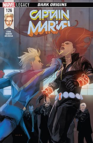 Captain Marvel (2017-) #126
