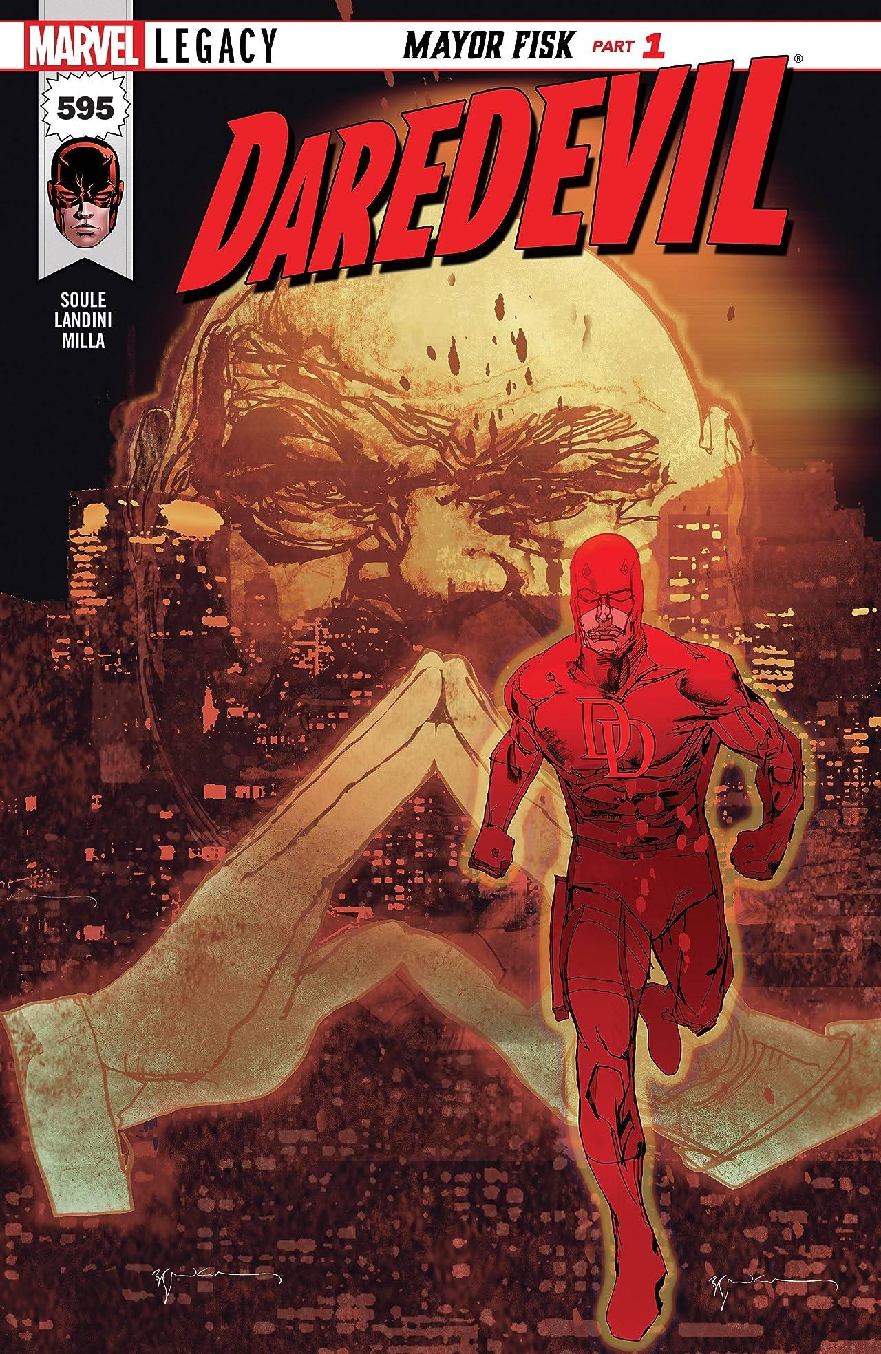 Daredevil (2015-) #595