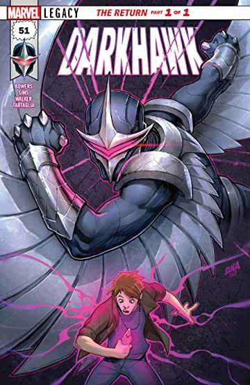 Darkhawk (2017) No.51