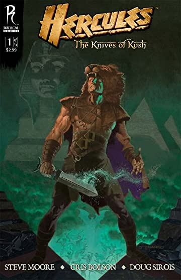 Hercules: Knives of Kush #1 (of 5)