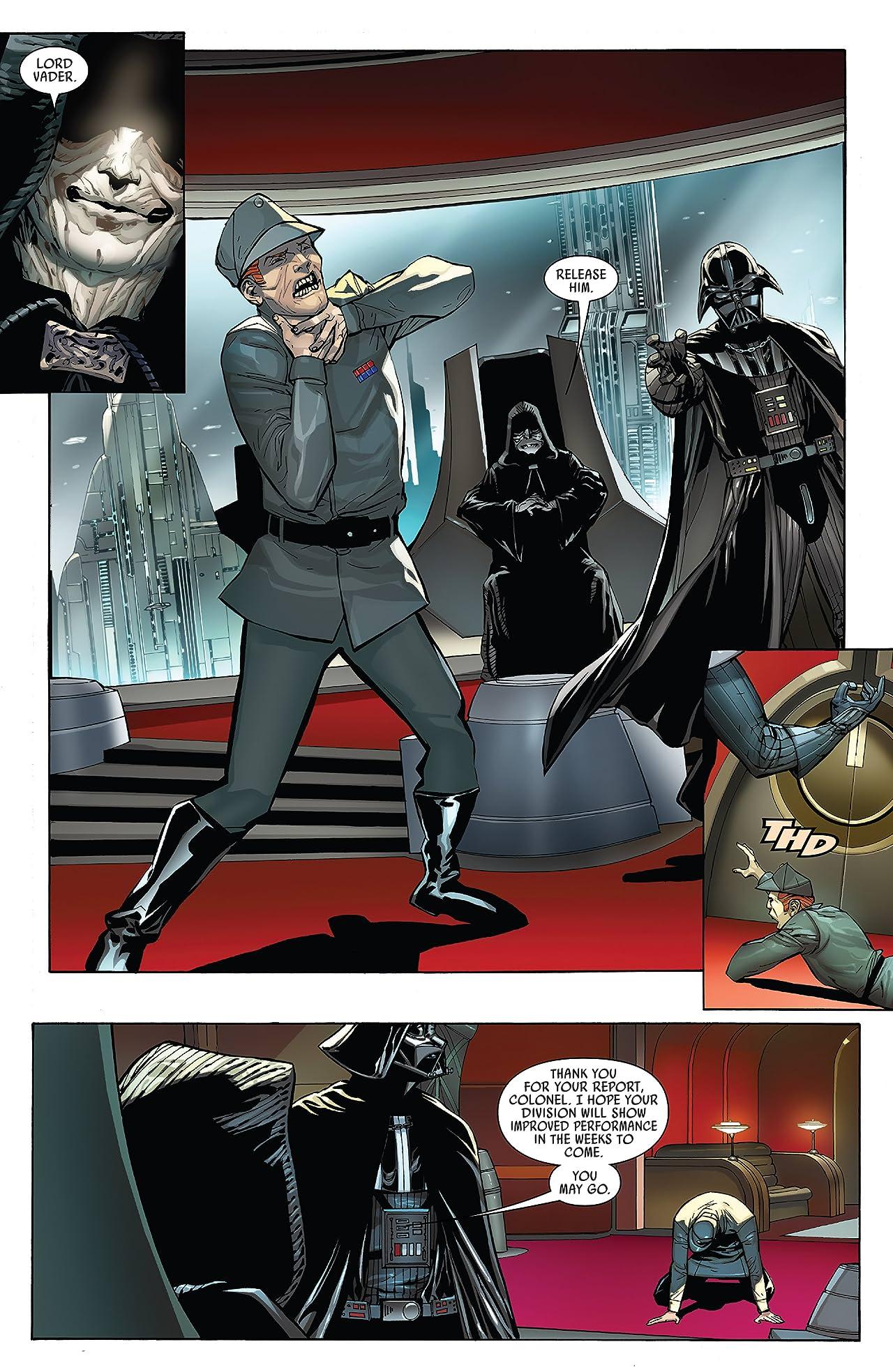 Darth Vader (2017-) #8